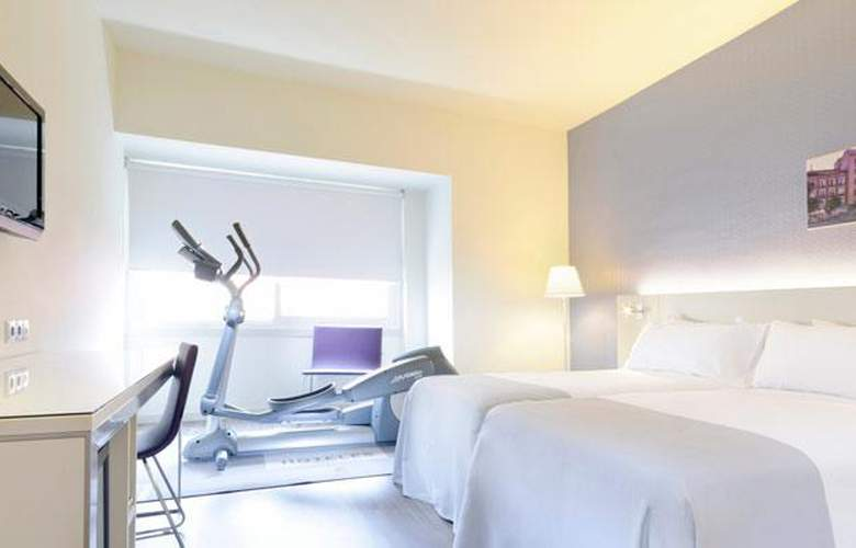 Tryp Madrid Chamberí - Room - 8