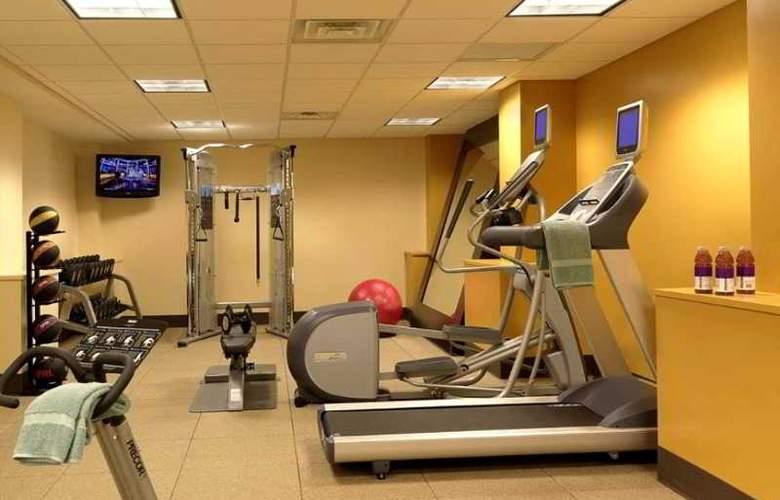Hilton Garden Inn Jackson Downtown - Sport - 11