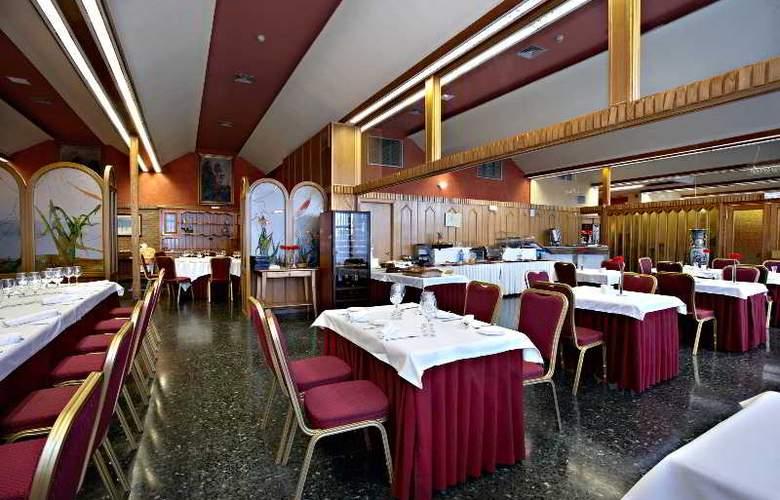 Sercotel Ciudad de Burgos - Restaurant - 60