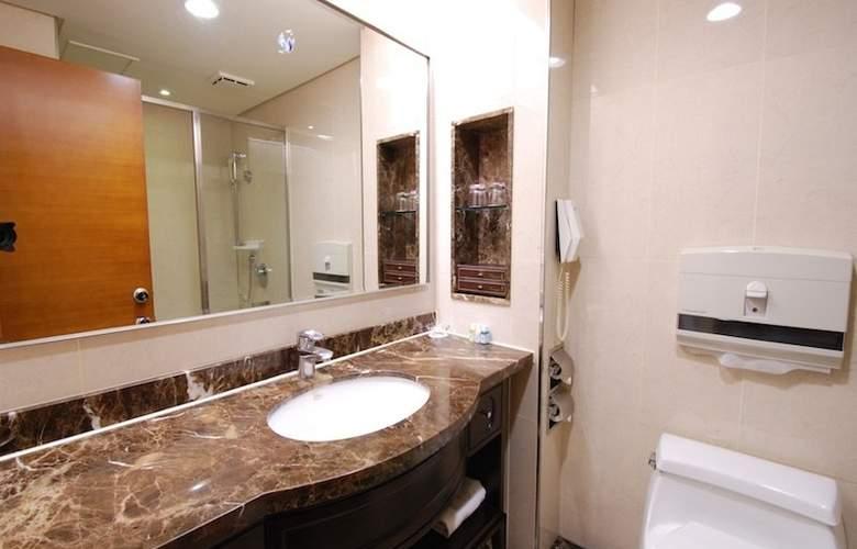 Capital Hotel Nanjing - Room - 11