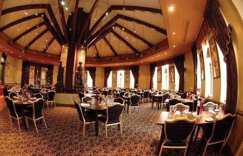 Best Western Premier Leyland - Hotel - 17