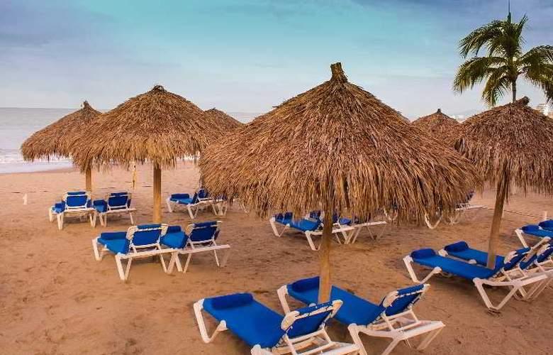 Hacienda Hotel & Spa - Beach - 29