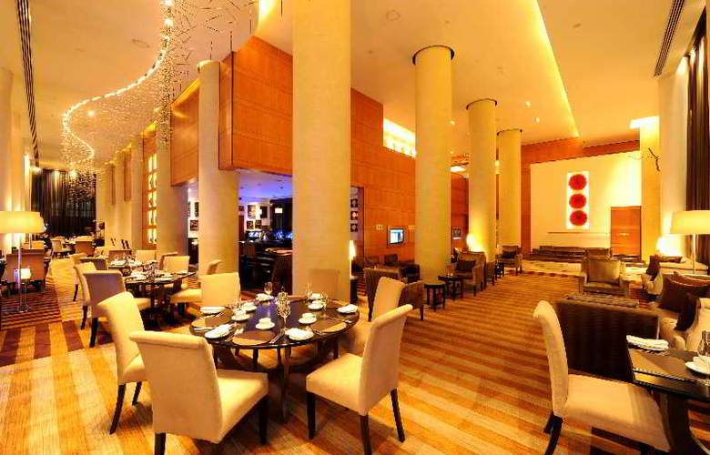 Intercontinental Johannesburg OR Tambo Airport - Restaurant - 9