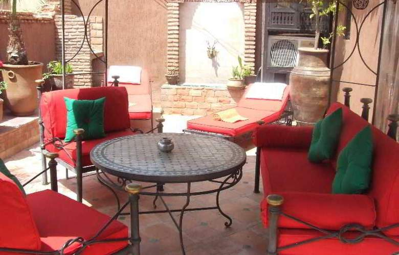 Riad Assalam - Terrace - 10