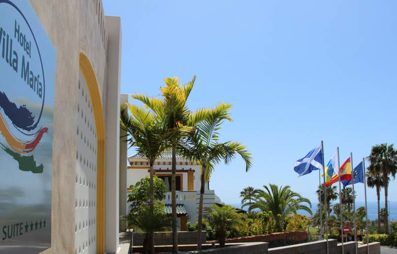 Hotel Suites Villa Maria - General - 0