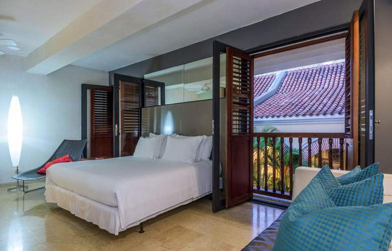 NH Collection Cartagena La Merced Royal - Room - 7