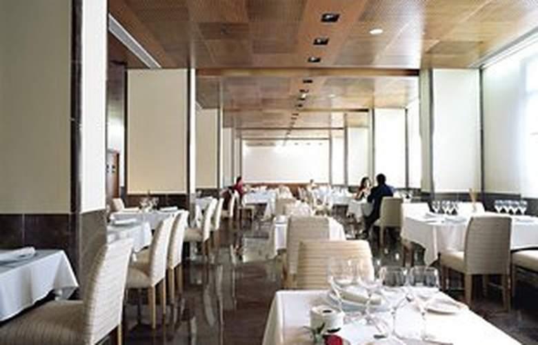Eurostars Gran Valencia - Restaurant - 4