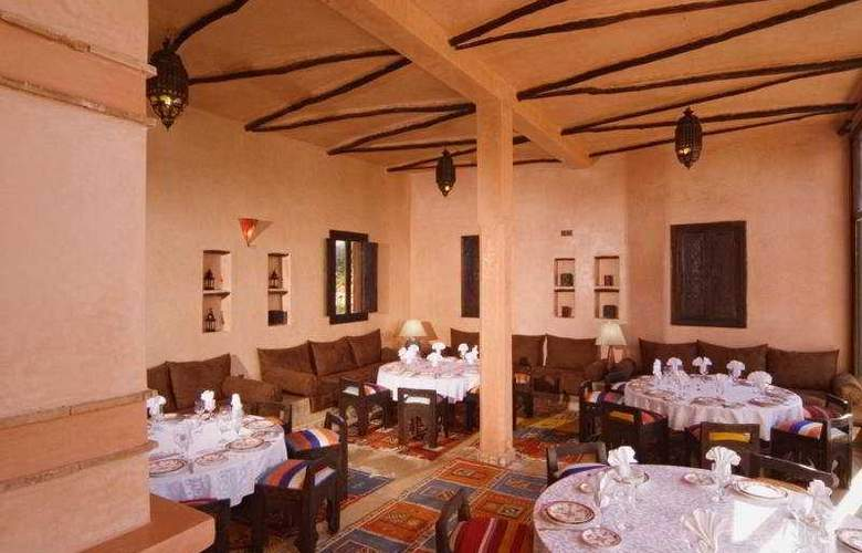 KSAR SHAMA, Atlas mountains - Restaurant - 6