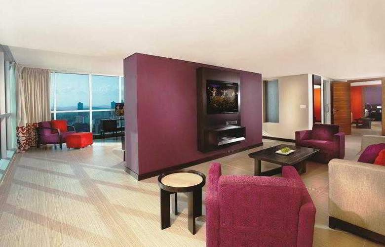 Hard Rock Hotel Panama Megapolis - Room - 21