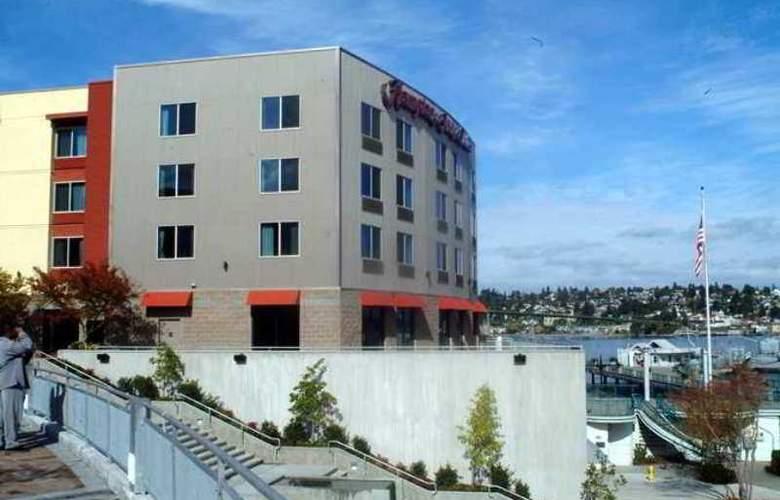 Hampton Inn & Suites Bremerton - Hotel - 4