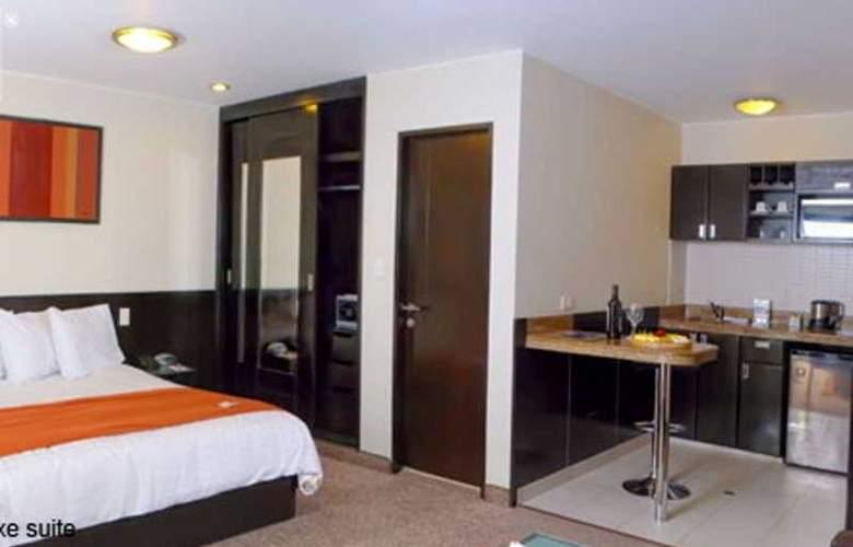 QP Hotels Lima - Room - 2