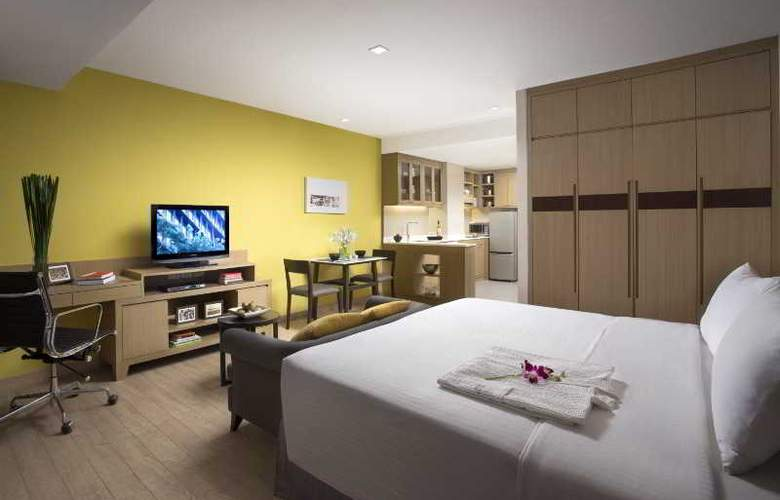 Shama Lakeview Asoke - Room - 9