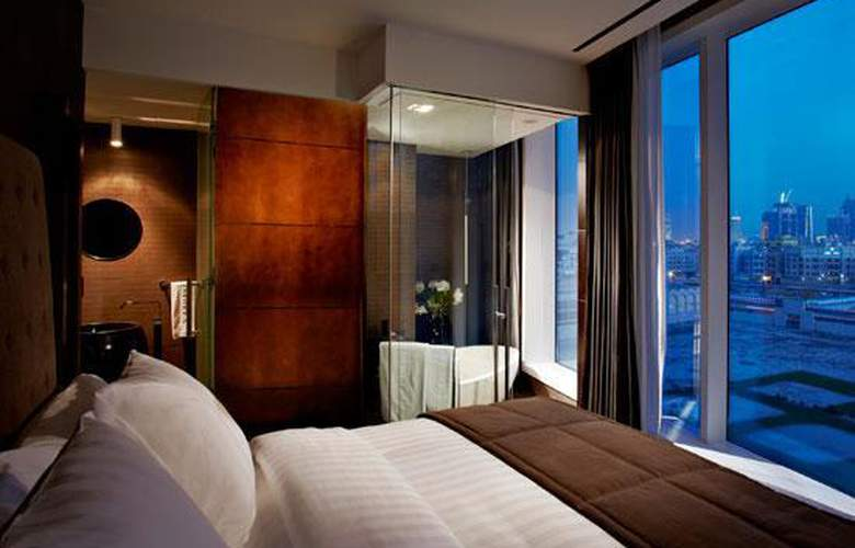The Canvas Hotel Dubai MGallery By Sofitel - Room - 12