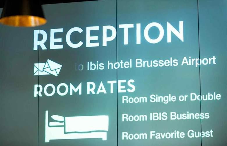 Ibis Brussels Airport - General - 0