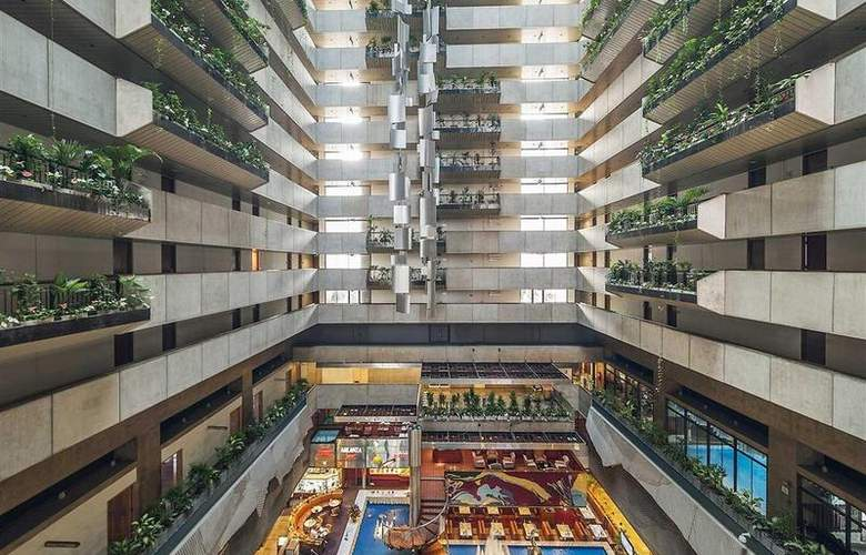 Maksoud Plaza - Hotel - 9
