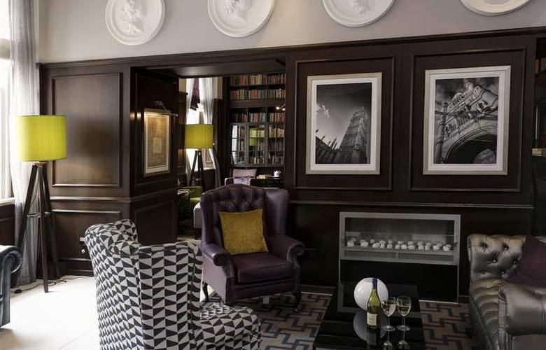 Best Western Mornington Hotel London Hyde Park - General - 75