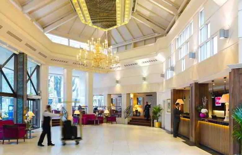 Ballsbridge Hotel- The Tower - Hotel - 0