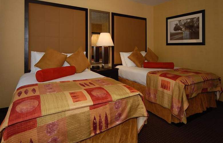 Best Western Townhouse Lodge - Room - 39