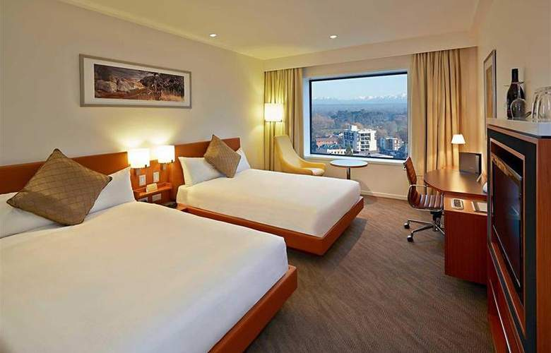 Novotel Christchurch Cathedral Square - Room - 3
