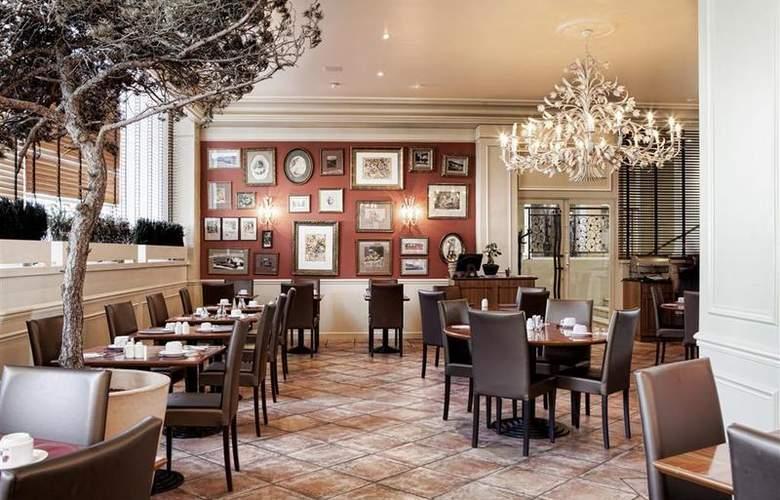 Best Western Le Galice Centre-Ville - Restaurant - 115
