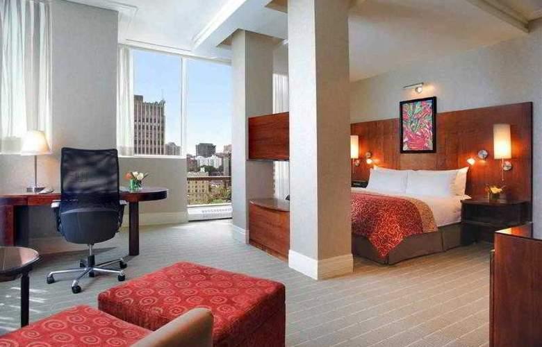 Sofitel Montreal Golden Mile - Room - 28