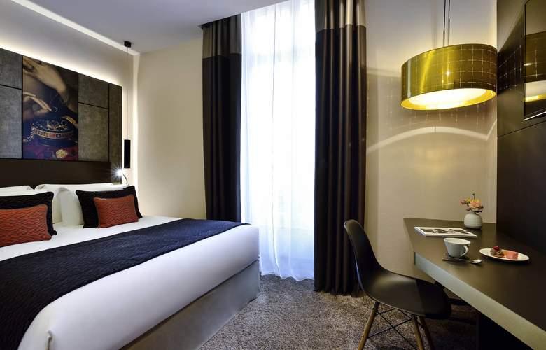 Grand Hotel La Cloche Dijon - MGallery by Sofitel - Room - 9