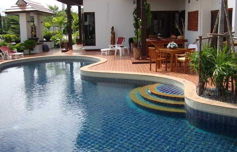 Tropical Beach Resort Rayong - Pool - 17