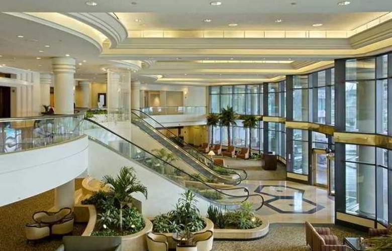 Hilton East Brunswick Hotel & Executive Meeting - Hotel - 7