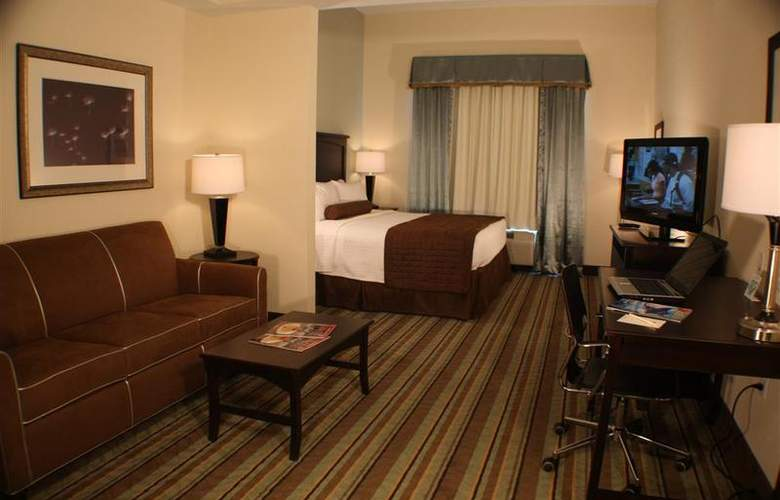 Best Western Plus Chain Of Lakes Inn & Suites - Room - 54