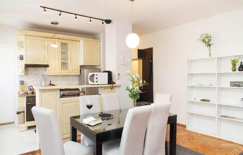 One Bedroom Apartment Hip & Spacious - Hotel - 4