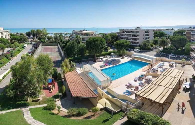 Residence Pierre & Vacances Heliotel Marine - Pool - 15