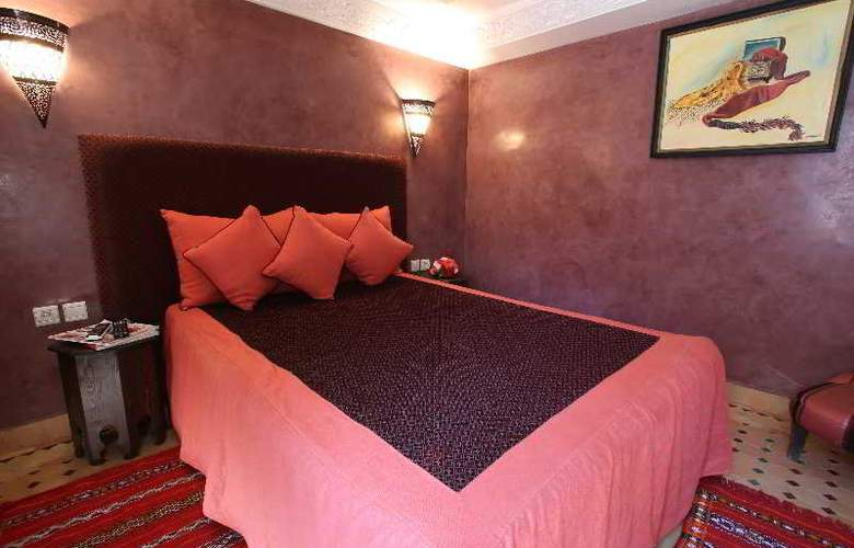 Riad La Croix Berbere De Luxe - Room - 9