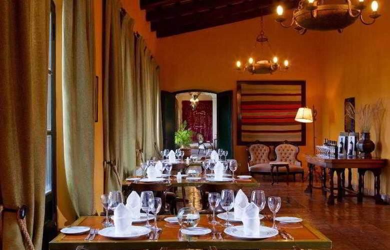 Patios de Cafayate Hotel & Spa - Restaurant - 32
