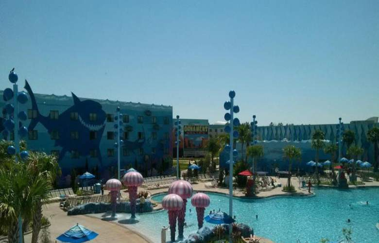 Disney's Art of Animation Resort - Pool - 8