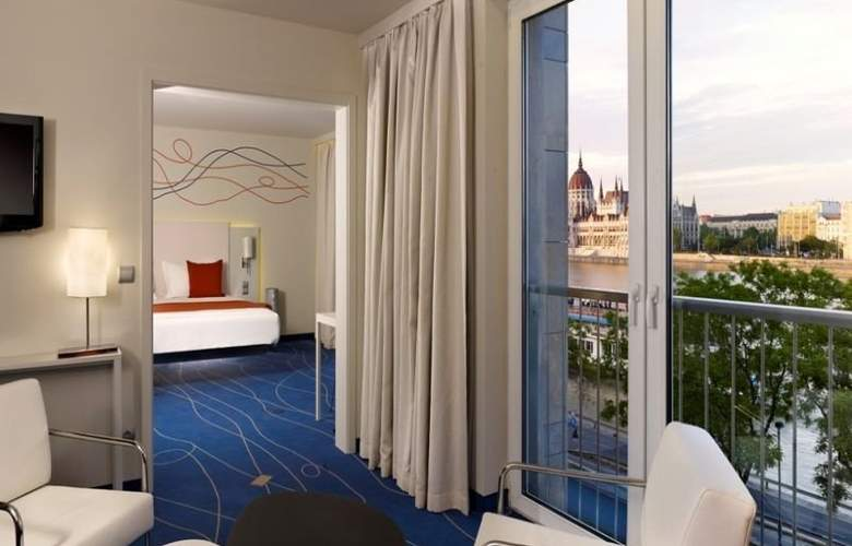 Art'Otel Budapest By Park Plaza - Room - 11
