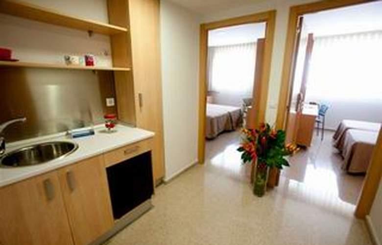 Villa Alojamiento y Congresos - Room - 4