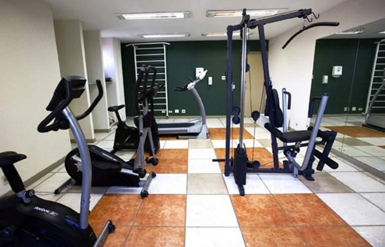 Slaviero Suites Curitiba - Hotel - 6