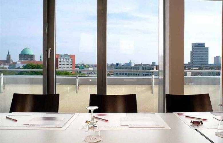 Mercure Hannover Mitte - Hotel - 26
