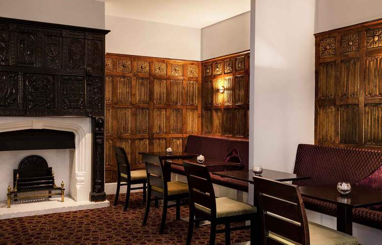 Mercure Exeter Rougemont - Bar - 2