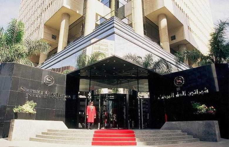 Sheraton Casablanca Hotel & Towers - Hotel - 28