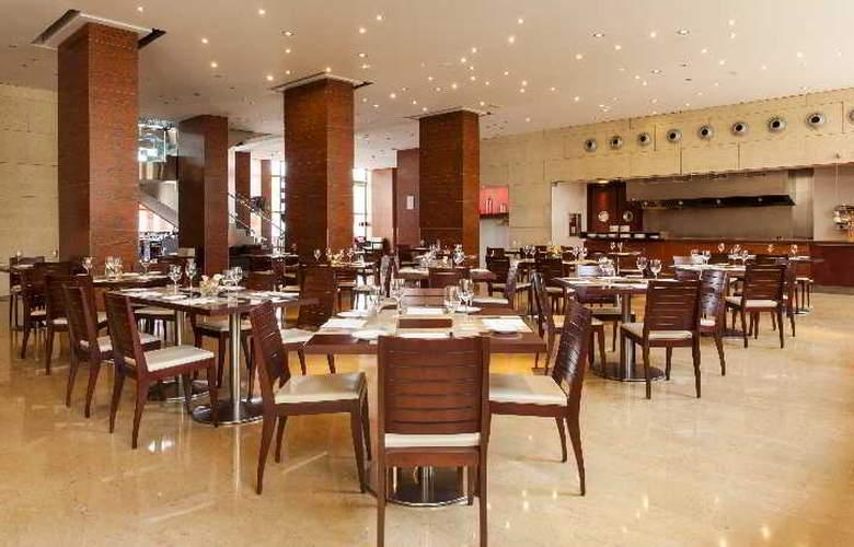 Ilunion Valencia - Restaurant - 39