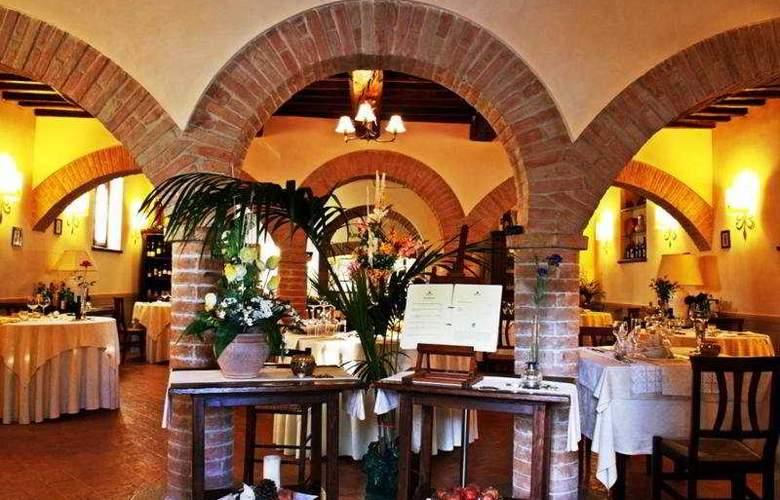 Ripa Relais (Colle del Sole) - Restaurant - 10