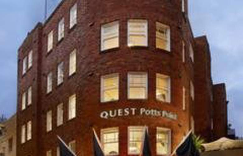 Quest Potts Point - Hotel - 0