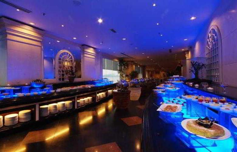 The Zon Regency Hotel By The Sea, Johor - Restaurant - 14
