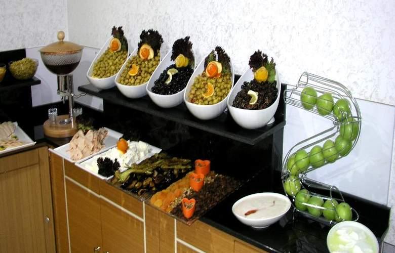 Grand Emir Hotel - Restaurant - 13