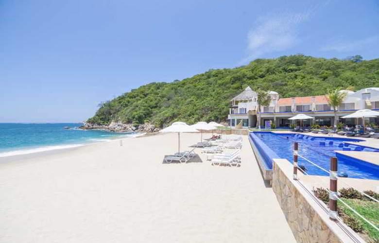 Quinta Bella Huatulco - Beach - 4