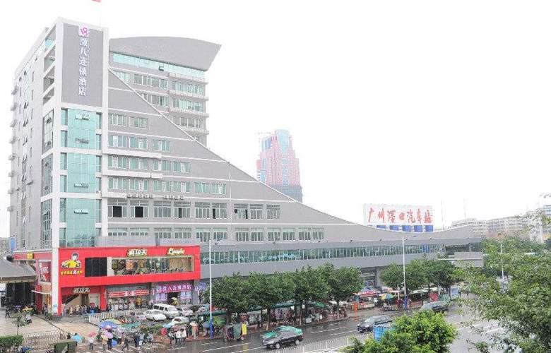 V8 Jiao Kou Branch GZ - Hotel - 4