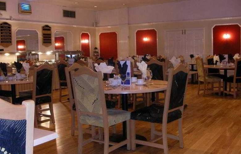 Russ Hill Hotel - Restaurant - 4