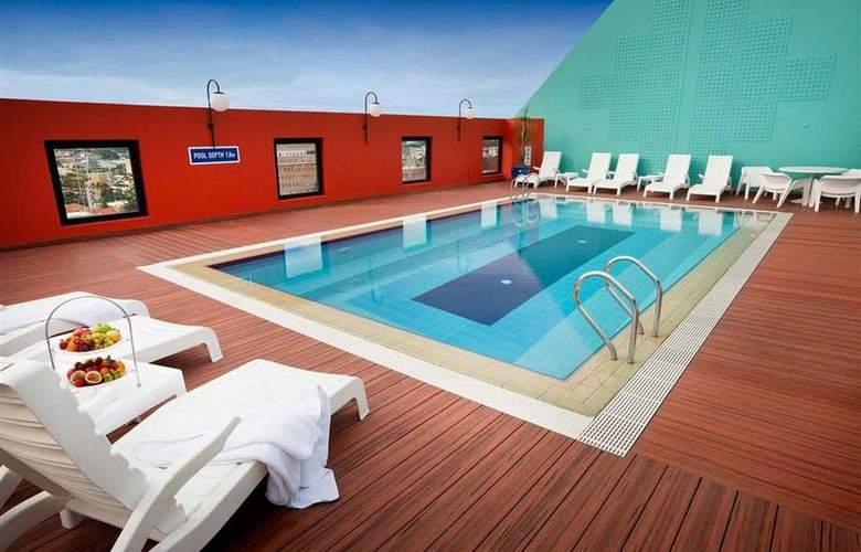 Mercure Hotel Perth - Hotel - 61