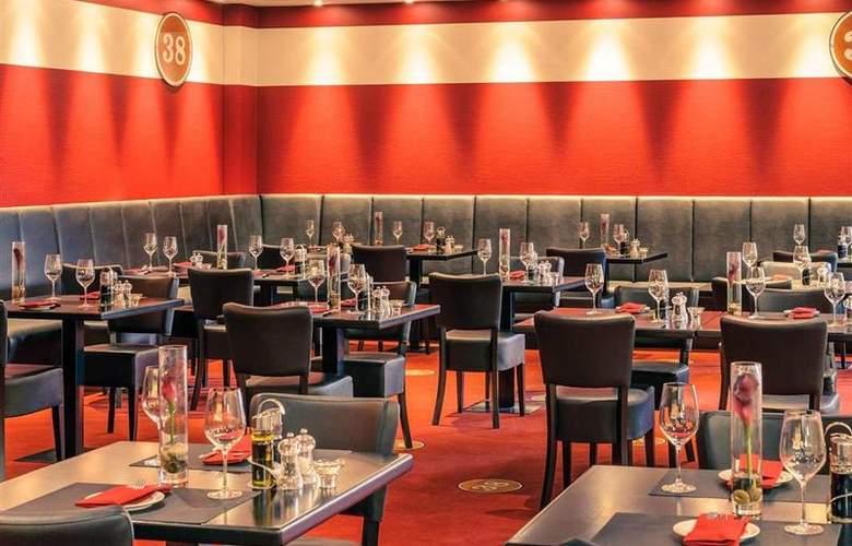 Mercure Duesseldorf Seestern - Restaurant - 57